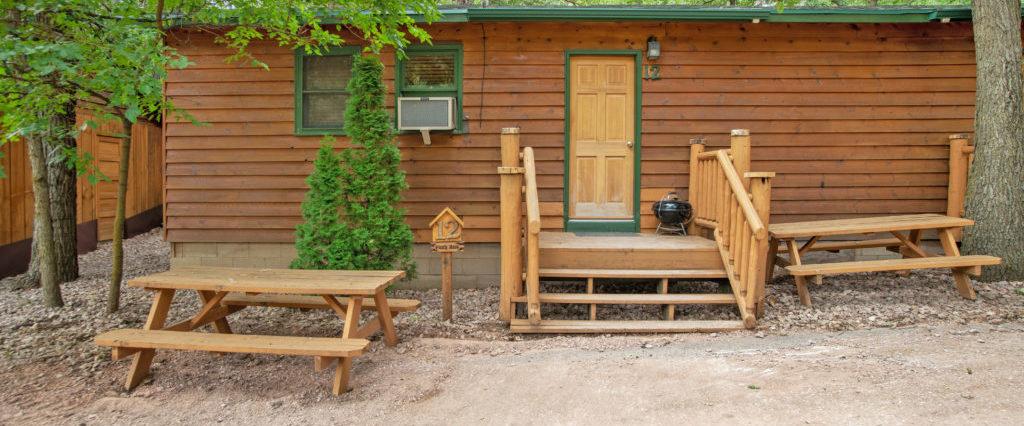 Black Hills Cabins for Rent - Cabin 12