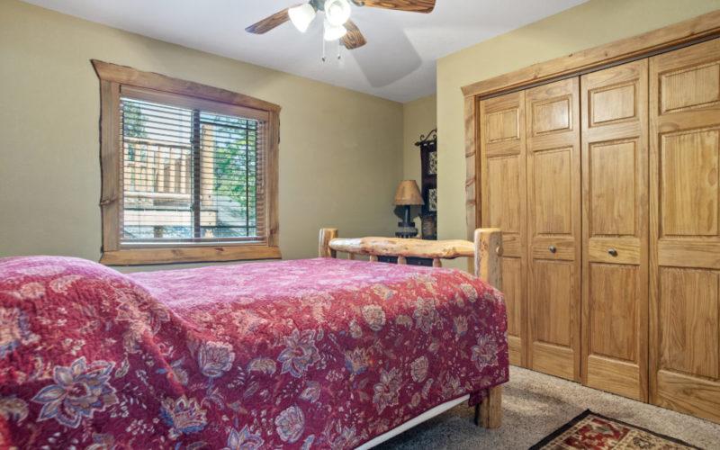 Black Hills Cabin 18 Bedroom