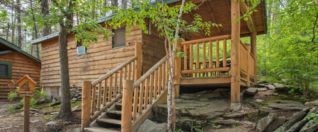 Cabin 4 - Vacation Cabin Rental