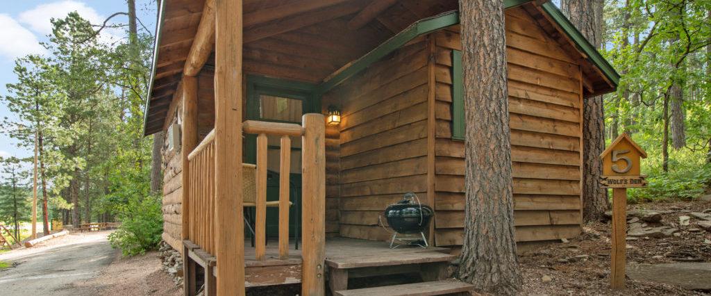 Cabin Rental South Dakota
