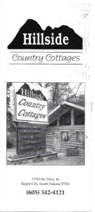 Country Cottages in the Black Hills