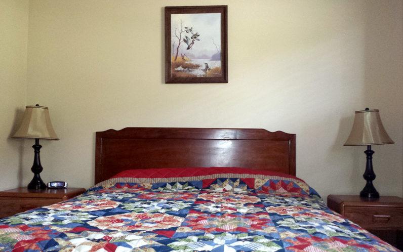 Cabin 11 Bed - South Dakota