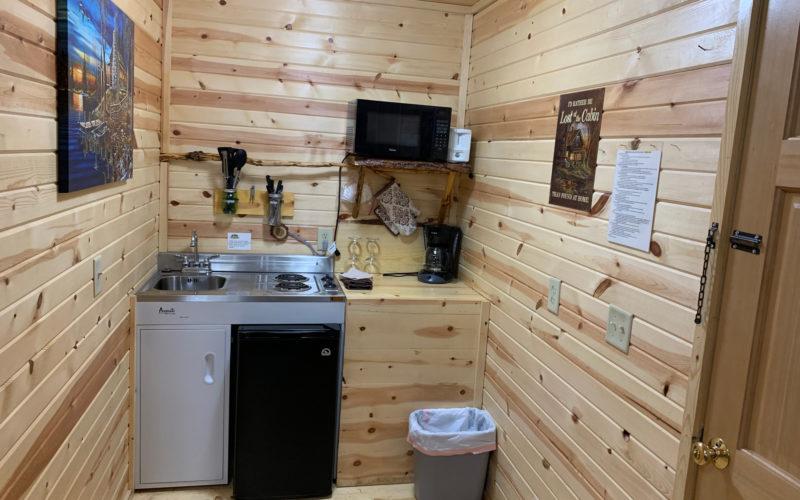 Black Hills Cabin for Rent #12 - Kitchenette