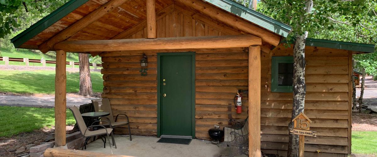 Black Hills Cabin Rental 15