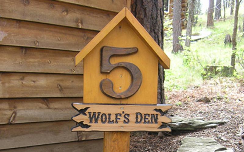 Cabin Rental #5