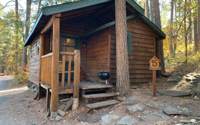 Black Hills Vacation Cabin Rental 5