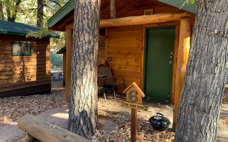 Cabin Rental #6 Hillside Country Cabins