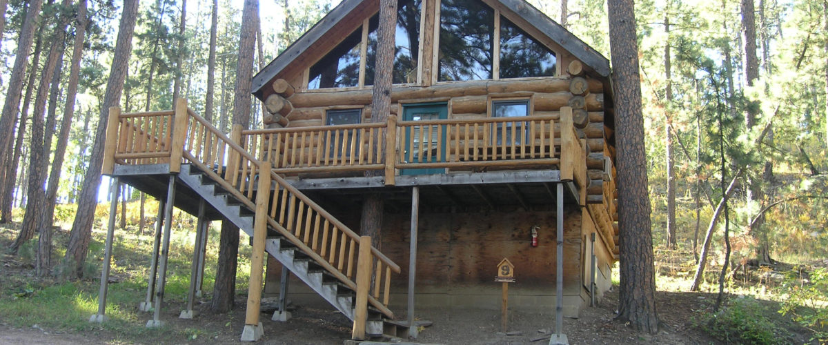 South Dakota Vacation Cabin Rental